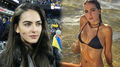 เปิดวาร์ป! Daniela Botero กองเชียร์ทีมโคลัมเบีย ดีกรีนางแบบดังที่กำลังฮอตบนโลกโซเชียล