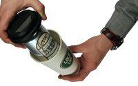 แก้วกาแฟซ่อนกระป๋องเบียร์ เพื่อนรักสำหรับผู้ชาย ก๊งได้ทุกที่ ไม่มีใครรู้