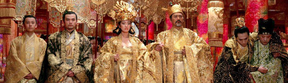 ภายใต้ความงดงามที่ซุกซ่อนไปด้วยความโสมม Curse of the Golden Flower ศึกโค่นบัลลังก์วังทอง