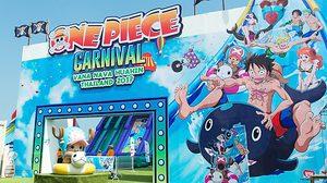 พาเที่ยว ONE PIECE Carnival Vana Nava Hua-Hin Thailand ฉลอง 20 ปีวันพีซ สาวกห้ามพลาด!