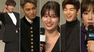 รวมภาพพรมแดง 2016 MAMA ไอดอลเกาหลีประชันความปัง!