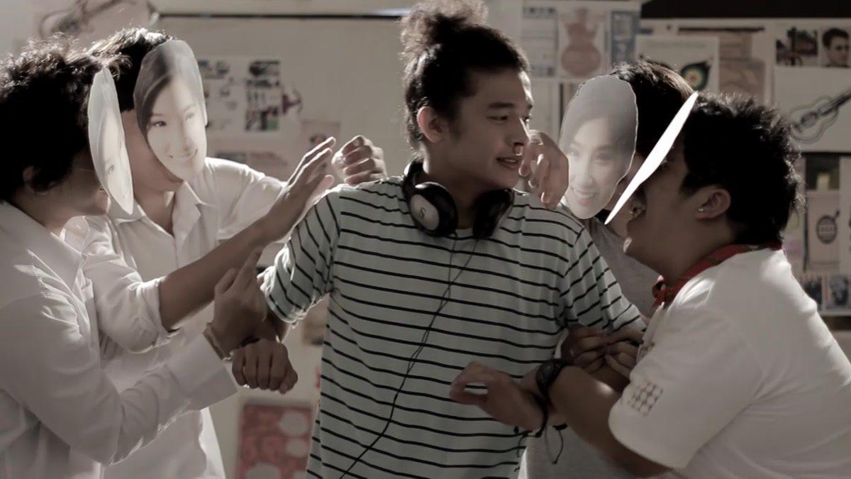เสียงเพลงในใจฉัน - SPF [Official MV]