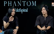 """""""Defspiral"""" วงร็อกแถวหน้าแดนปลาดิบ ส่งซิงเกิ้ลใหม่ """"PHANTOM"""""""