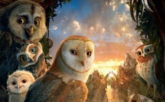 Legend of the Guardians : The Owls of Ga'Hoole มหาตำนานวีรบุรุษองครักษ์ นกฮูกผู้พิทักษ์แห่งกาฮูล
