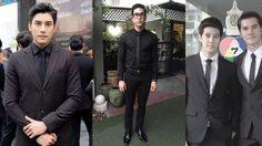 รวม ดาราชายในชุดดำ แต่งให้ดูดี ดูสุภาพ และมีกาลเทศะต้องแบบนี้