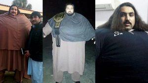 Arbab Khizer Hayat หนุ่มฉายา The Hulk แห่งปากีสถาน ตั้งเป้าเป็นแชมป์มวยปล้ำ