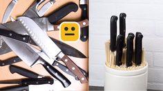 HOW-TO  วิธีจัดเก็บของ ในห้องครัว แบบ D.I.Y  ทำง่าย และเป็นระเบียบขึ้นเยอะ