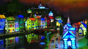 ปราสาทแก้ว เกาะเชจู เกาหลีใต้