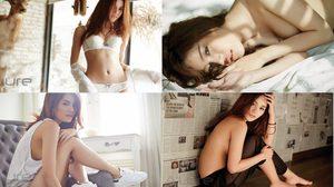 ภาพเบื้องหลัง A'lure Magazine  vol.65 กับ 4 สาว 4 สไตร์ (คลิป)