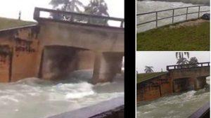 ผอ.โครงการส่งน้ำฯ ปัดปล่อยน้ำจากอ่างเก็บน้ำท่วมบ้านเรือนประชาชน
