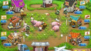 เกมส์ทำฟาร์ม Farm Frenzy 2
