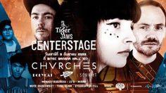 ประกาศผลผู้ได้รับบัตรคอนเสิร์ต Tiger Jams CenterStage