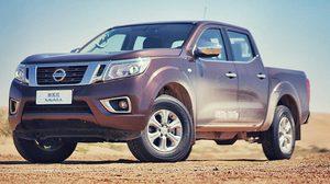 Nissan Navara 2017 บุกตลาดประเทศจีน