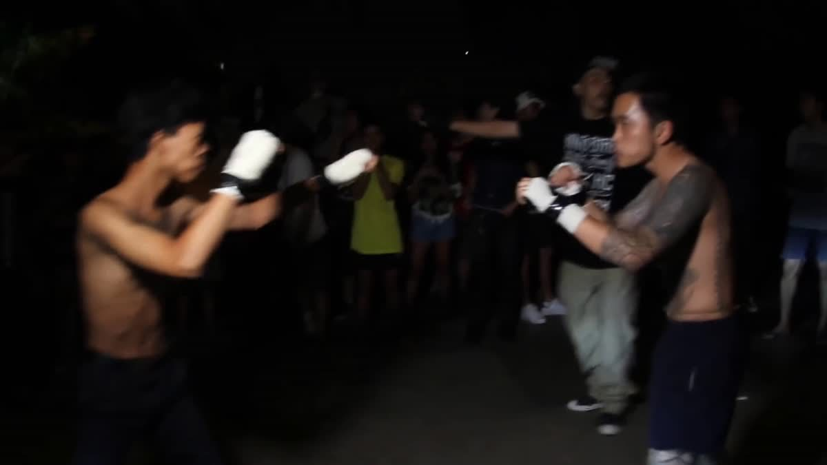 Fight Club Thailand แฟรงค์ x กอล์ฟ คู่ที่ 11