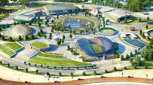 เที่ยวเกาหลี โอลิมปิกพาร์ค (Olympic Park)