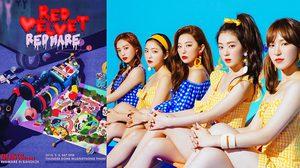 Red Velvet ตอกย้ำความฮอต! เตรียมจัดคอนเสิร์ตเต็มรูปแบบครั้งแรกในไทย 8 ก.ย.นี้