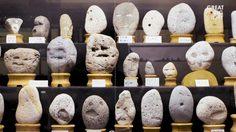 ตามหาคนดังที่ พิพิธภัณฑ์หินหน้าคน ประเทศญี่ปุ่น แห่งเดียวในโลก