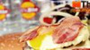 90's Bite Burger แฮมเบอร์เกอร์สไตล์อเมริกันโฮมเมด ของ กิ๊ฟท์ G20