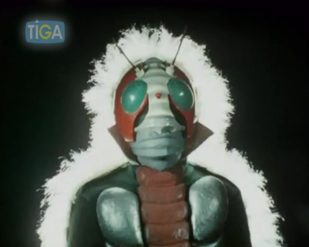 Masked Rider V3 ตอนที่ 18-3