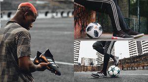 adidas Football เปิดตัวรองเท้าสตั๊ดระดับตำนานรุ่นใหม่ Predator 18+ Skystalker Pack