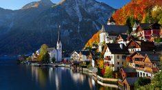 ฮัลล์สตัทท์ (Hallstatt) ออสเตรีย เมืองริมทะเลสาบ ที่สวยที่สุดในโลก