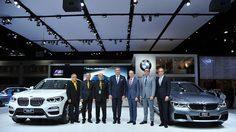 บีเอ็มดับเบิลยู กรุ๊ป ประเทศไทย ขนทัพรถยนต์แห่งอนาคตใหม่ล่าสุดสู่งานมอเตอร์เอ็กซ์โป 2017 นำโดย BMW X3 ใหม่