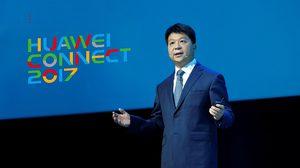 Huawei ตั้งเป้าสร้างคลาวด์ใหญ่ 1 ใน 5 ของโลกในงาน Huawei connect 2017