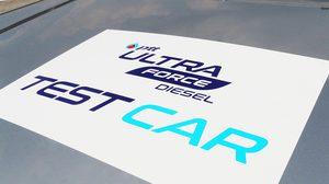 PTT Ultra Force Diesel น้ำมันดีเซล สูตรใหม่ พร้อมเพิ่มสารสูตรพิเศษ แรงดั่งใจจาก ปตท.