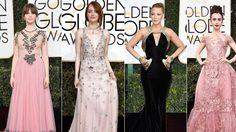เกาะขอบ พรมแดง ลูกโลกทองคำ 2017 Golden Globe Awards 74th