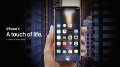 Gabor Balogh ออกแบบ iPhone 8 ที่น่าทึ่งและอาจทำได้จริง