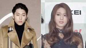 คอนเฟิร์มแล้ว คู่รักไอดอลคู่ใหม่! ซิโค่ Block B – ซอลฮยอน AOA
