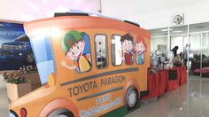 Toyota ชวนน้องๆร่วม WORKSHOP เปิดประสบการณ์ด้านศิลปะ ผ่านโครงการ Toyota Dream Car Art Contest 2018