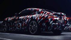 Toyota Supra 2018 เตรียมเปิดตัวครั้งแรกที่ประเทศอังกฤษ