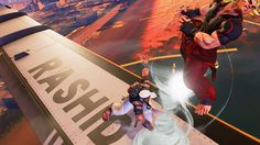 Street Fighter V ถอดฉากสู้บนปีกเครื่องบิน ออกจากการแข่ง Capcom Cup
