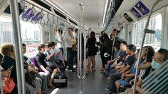 MRT เปิดให้แม่ขึ้นรถไฟฟ้าฟรี สายเฉลิมรัชมงคล
