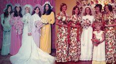 ย้อนดู ชุดเพื่อนเจ้าสาว ที่นิยมใส่กันในยุค70 แฟชั่นเพื่อนเจ้าสาวที่ปัจจุบันแทบไม่เห็นแล้ว