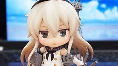 Nendoroid Shimakaze จาก Kantai Collection