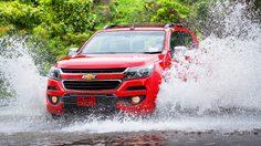 Chevrolet ผ่านการทดสอบการป้องกันน้ำขั้นสุด ลุยน้ำท่วมและฝนตกหนักได้