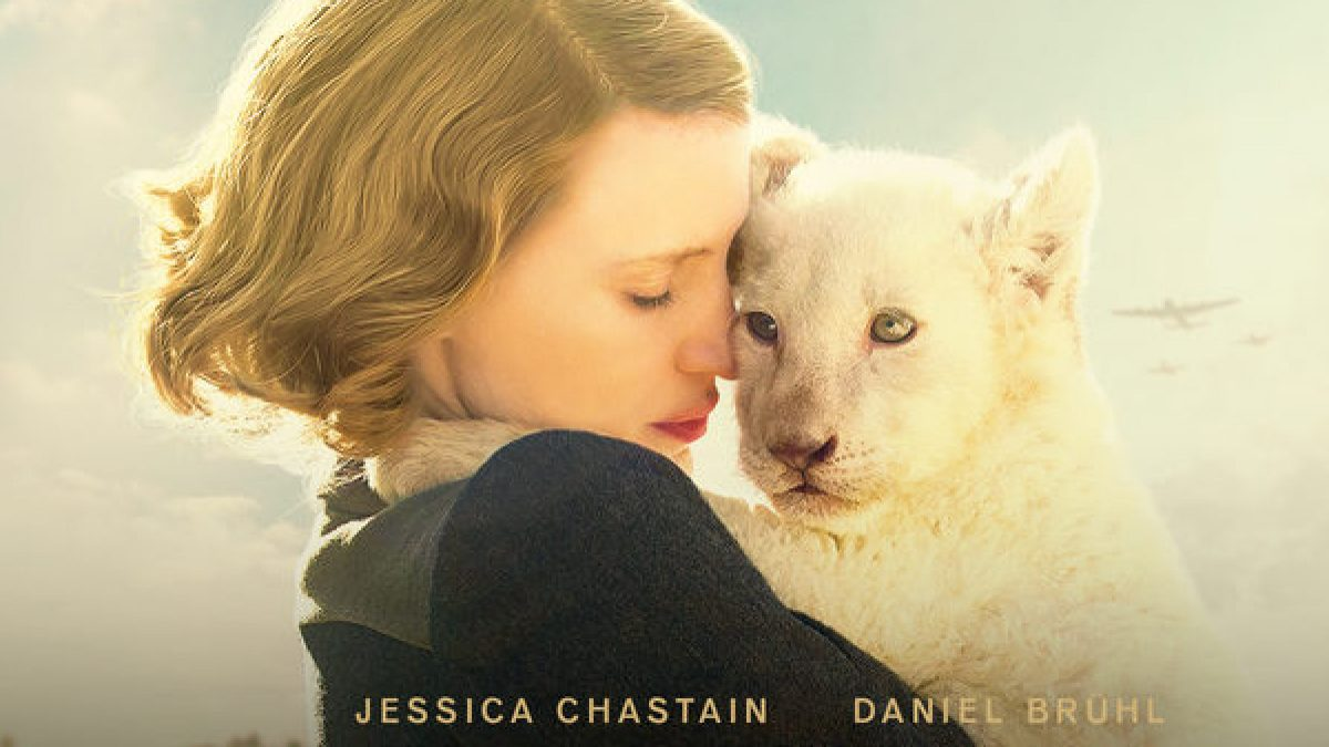 ตัวอย่างภาพยนตร์ The Zookeeper's Wife ฝ่าสงคราม กรงสมรภูมิ