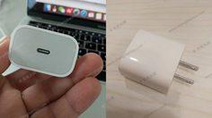 หลุดภาพ Adapter ชาร์จไฟ ใหม่!! iPhone อาจใช้ USB-C กับ Lightning
