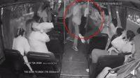 แก๊งวัยรุ่นไม่สนโลก ยิง-แทง กันบนรถเมล์  ทั้งๆ มีผู้โดยสารเต็มรถ