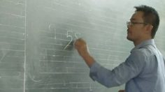 ลีลาการสอนเด็ดสไตล์อินดี้ฮาร์ดคอร์ ของครูคณิตศาสตร์คนนี้