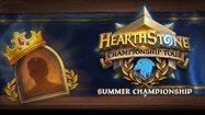 กิจกรรมเลือกแชมเปี้ยน Hearthstone Championship Tour ประจำฤดูร้อน