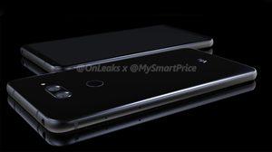 LG V30 ยืนยันดีไซน์ มาพร้อมกล้องรูรับแสงกว้างที่สุดในบรรดาเรือธง