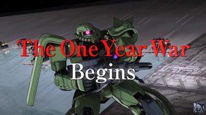 Gundam the Origin V: Clash at Loum ปล่อยเทรลเลอร์ใหม่ซับ eng. แล้ว