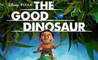 """The Good Dinosaur"" งานสุดซึ้งเรื่องถัดไปจาก Pixar"