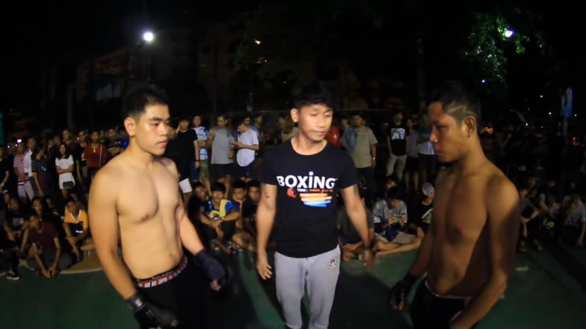 Fight Club Thailand ต่อ x จอห์น คู่ที่ 64
