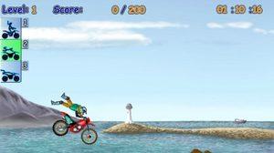 เกมส์แข่งรถวิบาก Bike Dangerously
