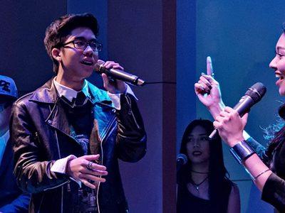 แก้ม วิชญาณี ร่วมดันว่าที่ศิลปิน! แจม The Idol Concert
