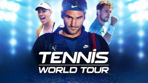 ระเบิดศึกลูกสักหลาดระดับโลกใน TENNIS WORLD TOUR ได้แล้ววันนี้